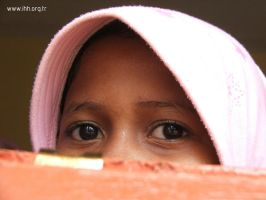 aceh little muslim girl by ademmm