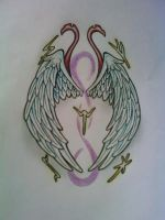 Wings Tattoo Comp Entry 1 by tattoo-parlour