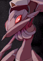 Day 4 Genesect by Wallsofgoo