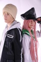 Air Gear Cosplay by varzam