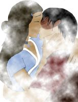 Zutara At TheWesten Airtemple by happyzuko