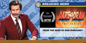 Dare2Draw at NYCC panel and NYTVF awards in Oct! by Dare2Draw