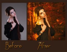 Splendor Before and After by debzdezigns-lamb68