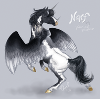 Narf by theclumsycorvid