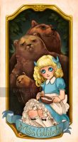Miss Goldilocks 2 by evikted