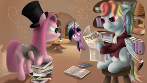 Twilight hates the musicals by Awalex