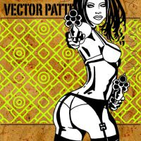vector pattern 104 by paradox-cafe