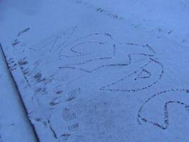 ACDC...in the snow by megan-the-Speeddemon