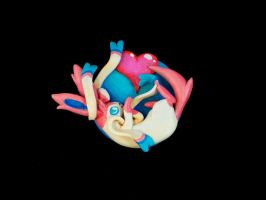 Project Evolution - Sylveon by Gatobob