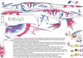 Diego ref sheet by Lonacc