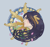 Rinoa by skribleskrable