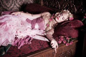 Sleeping beauty by Jolien-Rosanne