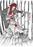 Emilie Autumn by ArucardPL