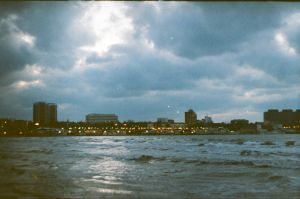 Anapa. Sea. Film. Zenit. Winter by maandarinaaa