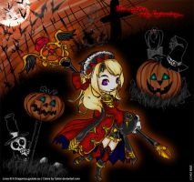 Dragonica Halloween by Xohor