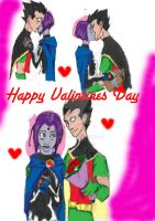 Happy Valentines day by SaiSav