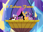 A Radiant Future (cover) by Le-Poofe
