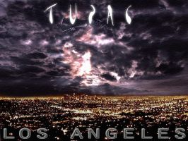 2pac Los Angeles by EARTHDOG420