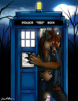 Doctor WhooooOOOOOoooo by sugarpoultry