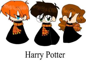 Harry Potter by pooperXXscooper