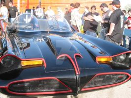 Batmobile by xMisfitMotionx