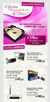 Email Marketing - Dia das Maes by nfxdesign