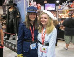 Sweden and Finland Cosplay by Some-Lost-Melody