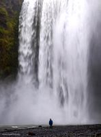 Skogafoss by LordLJCornellPhotos
