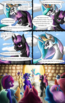 Apocalyponies - Prologue - Scene 1 - Page 8 by AgentesinRebus