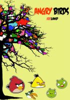 Angry Birds Ireland-By Rurther by Rurther