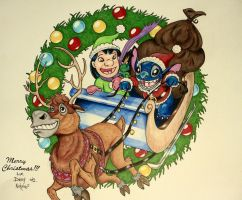 Christmas will be here soon! by DannyNicholas