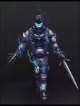 Dead Space Creed by JuKii