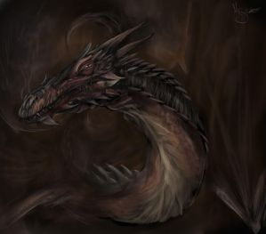 Smaug by DracoScurra