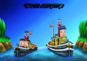 Star Harbor Switchers Ten Cents and Sunshine by 13Z-Stars
