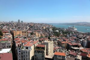 Istanbul - View from Galata Tower I by puppeteerHH