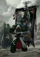 Dark Angels 5th Company by Nord-Sol