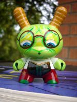 Bookworm Dunny by bryancollins