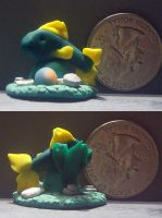 Fred The Fishy by DKayCrafts