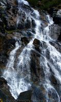 Balea Waterfall by ScorpionEntity