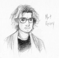 Mort Rainey by tigrin