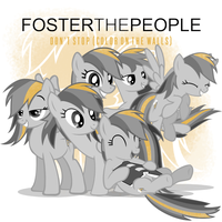 Foster the People - Don't Stop (CotW) (RD) by AdrianImpalaMata