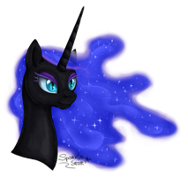 Mare of darkness by SparkleStarCat