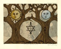 The Oracular Trees by rabid-potato