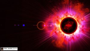 Black Hole by jawoltze