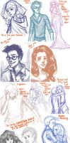 sketches dump is all around by viria13