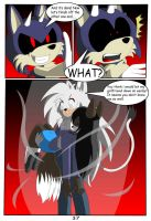 kyo VS sonic exe page 37 by DiscoSaeba