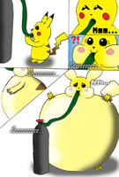 Pikachu Inflates Late Request by ToferTheAkita