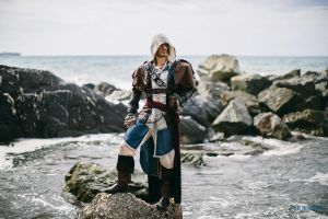 Edward Kenway - Assassin's Creed IV Cosplay Italy by LeonChiroCosplayArt