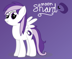 Moon Shard (Request) by romansiii