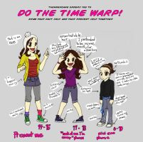 I did the time warp by Lizalot